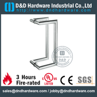 Stainless Steel Polish Pull Handle for Fire Door-DDPH037
