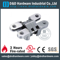 SS-CC04-28x118mm -Stainless Steel 316 Heavy Duty invisible Hinge for interior Wooden Door